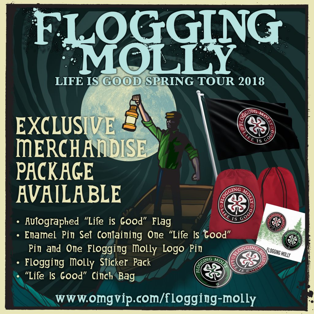 Flogging Molly Tour Tickets Lifehacked1st Com